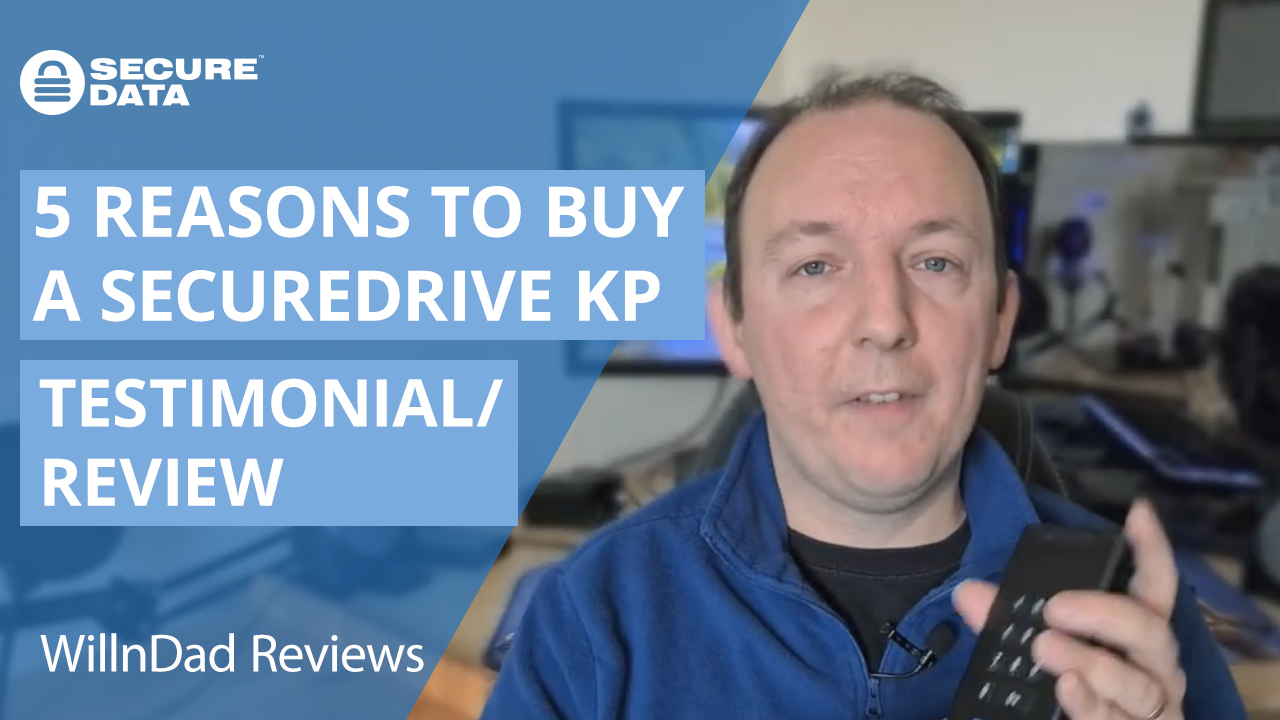 5 Reasons to Buy a SecureDrive KP with Willndad Reviews
