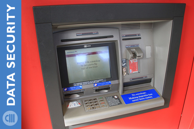 Monzo Bank PIN Storage