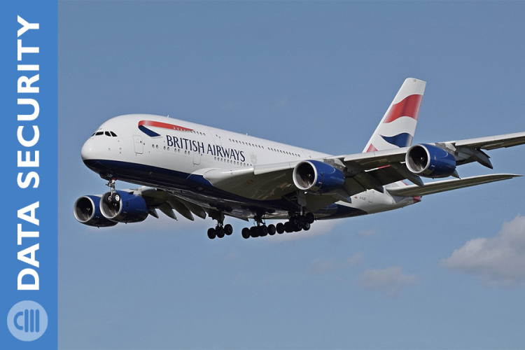 British Airways GDPR fine for data breach