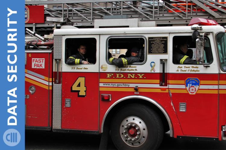 FDNY Loses Hard Drive With Medical Records