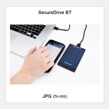 SecureDrive BT