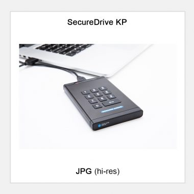 SecureDrive KP