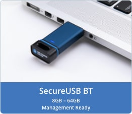 SecureUSB BT Evaluation Management Ready