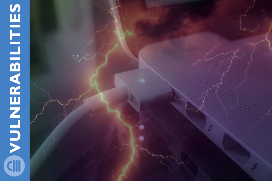 Thunderbolt Security Vulnerability