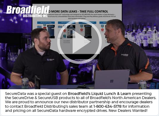 Broadfield SECUREDATA Interview