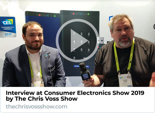 CES 2019 Interview by Chris Voss Show