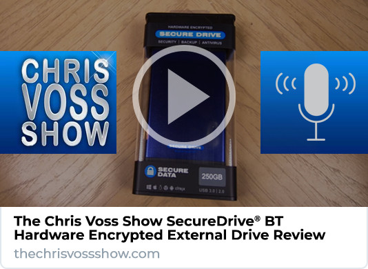 The Chris Voss Show SecureDrive BT Review