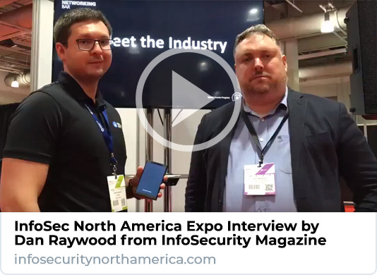 InfoSec 2017 SecureData Interview