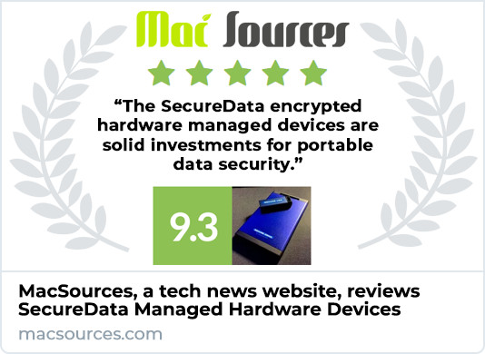 MacSources SecureDrive Managed Product Review
