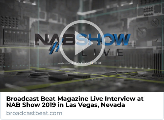 SECUREDATA: NAB Show Video Interview