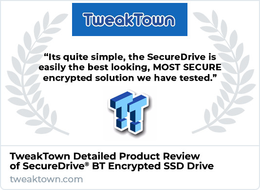 TweakTown SecureData Product Review
