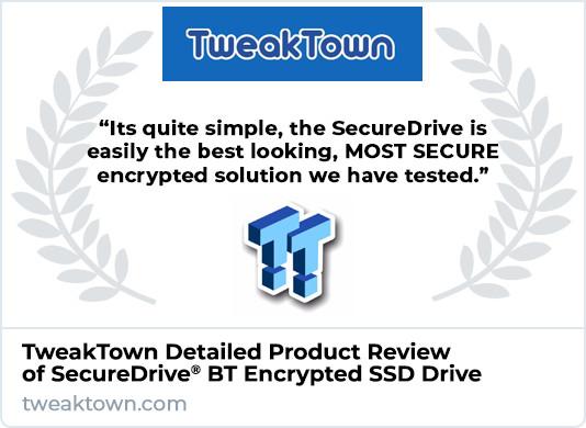 TweakTown SecureData Product Review