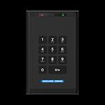 Encrypted Storage SecureDrive KP