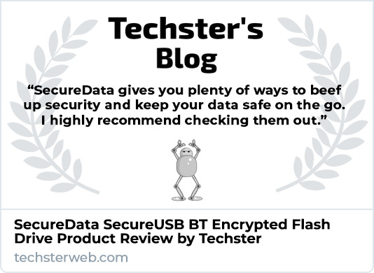 Techster SecureUSB BT Product Review
