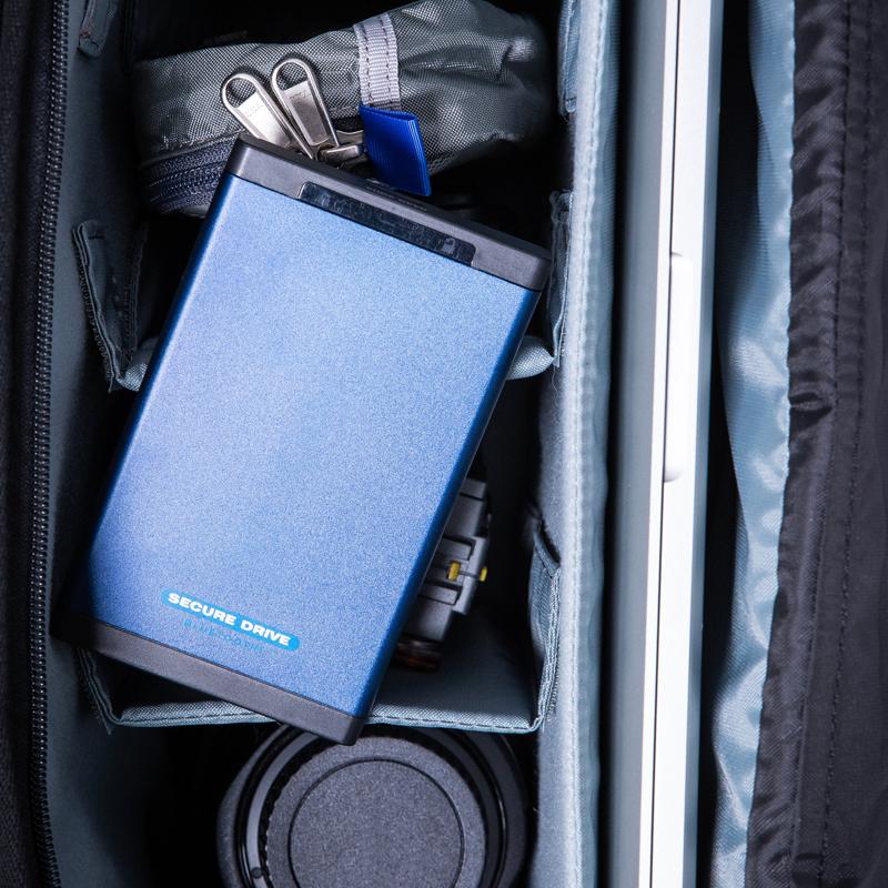SecureDrive BT - Encrypted Portable Hard Drive