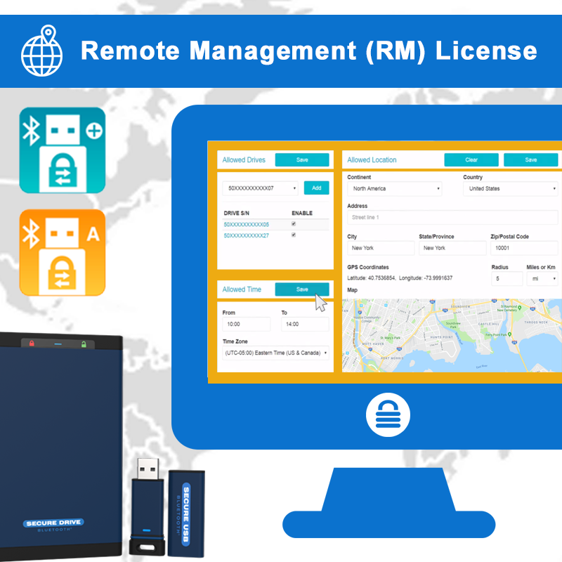 Remote Management RM License