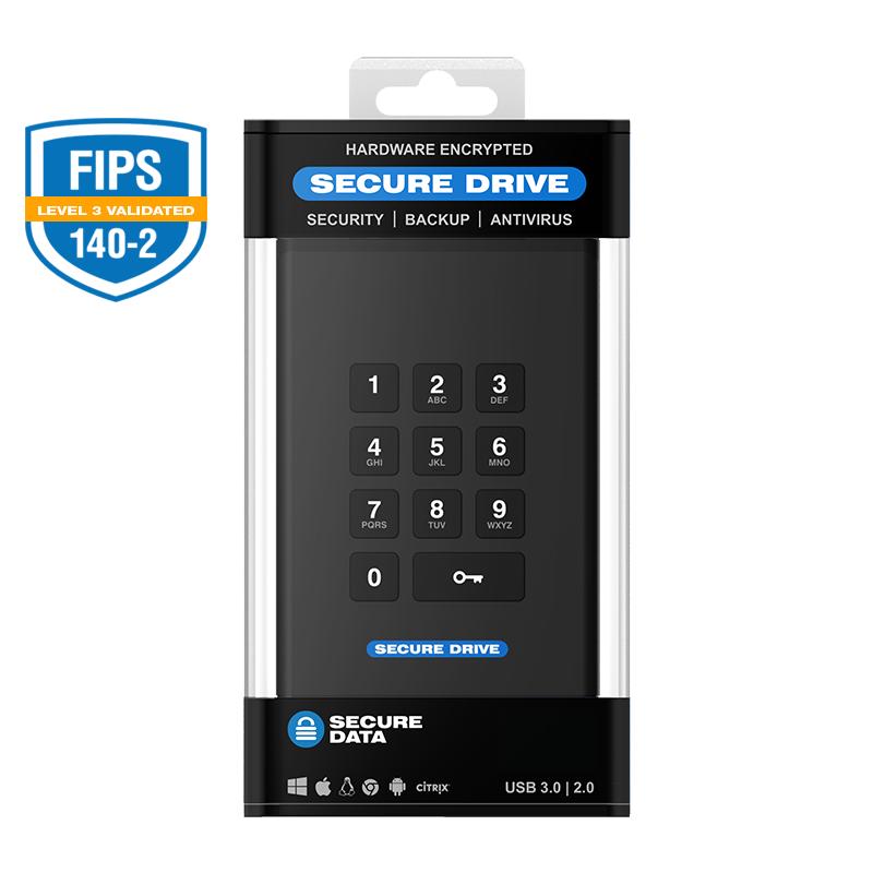 Encrypted Hard Drive