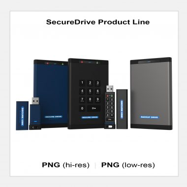 SecureData Product Line - 1
