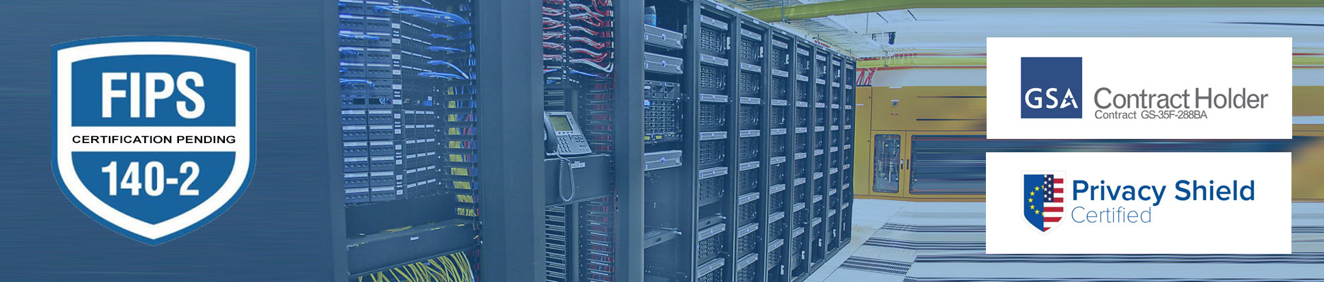 Data Security Solutions for Data Centers and Hosting Facilities