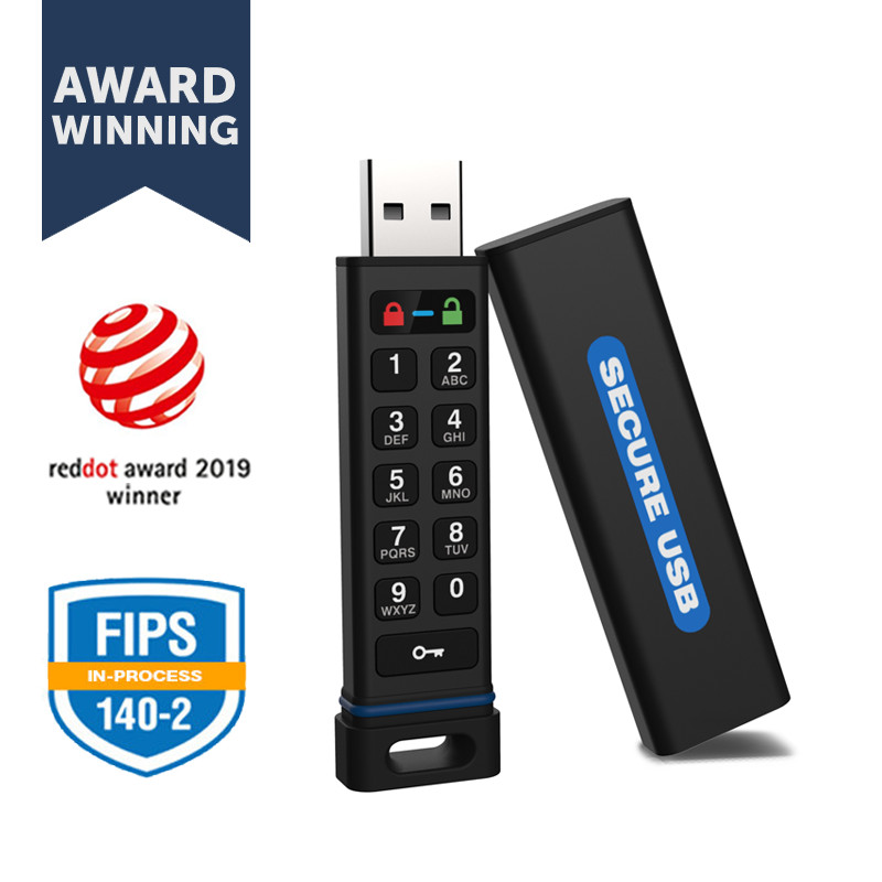 SecureUSB KP Red Dot 2019 Winner