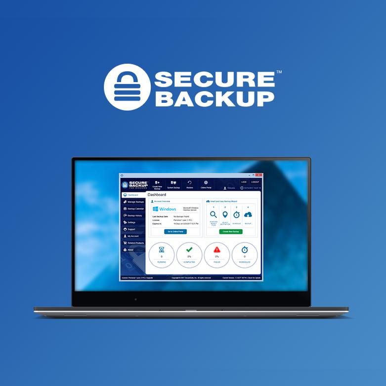 SecureBackup for Windows