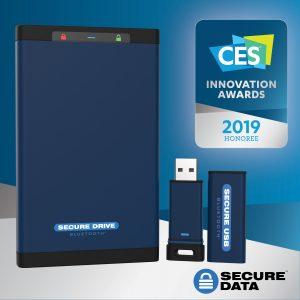SECUREDATA CES 2019