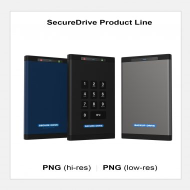 SecureDrive Product Line