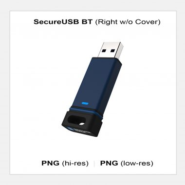 SecureUSB BT - Right w/o Cover