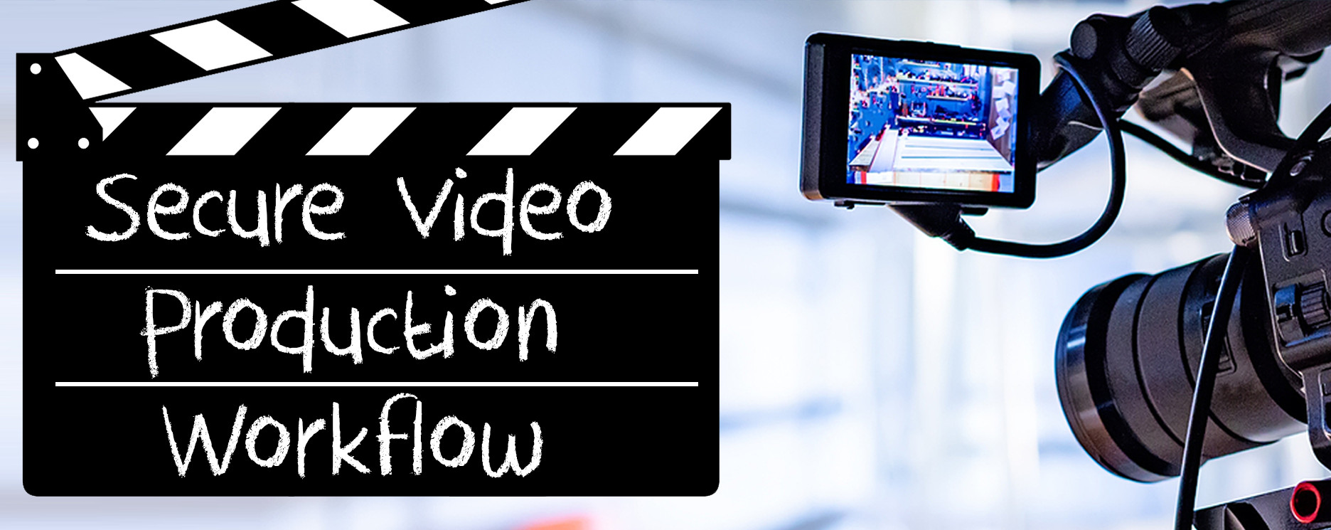 RAW Video Shuttling - The Secure Managed Data Transport