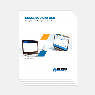 SecureGuard User Manual
