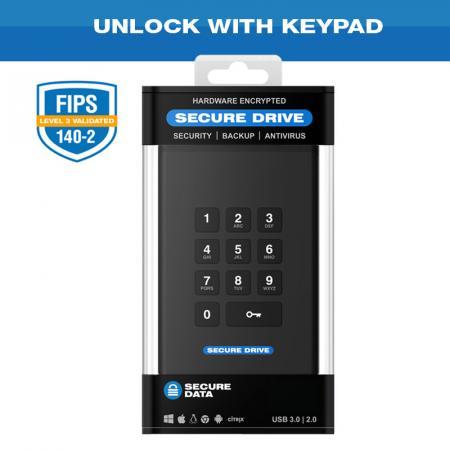 SecureDrive KP