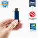 SecureUSB BT - Encrypted Bluetooth USB Flash Drive